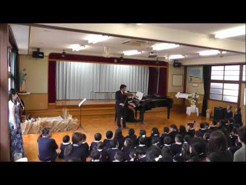 海星幼稚園 コンサート2018