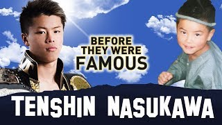 Tenshin Nasukawa | Before They Were Famous | Rizin Fighting Federation