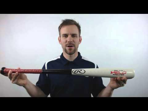 2016 Rawlings VELO Ash Youth Wood Baseball Bat: Y62VG