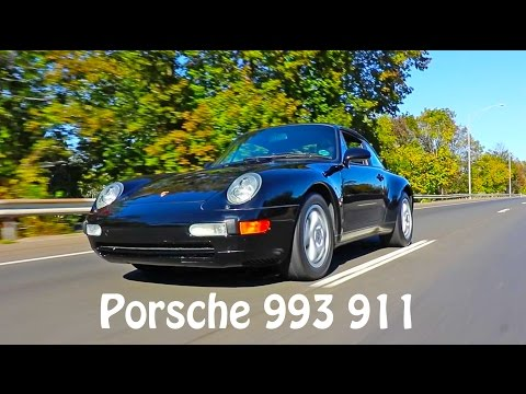 Porsche 993 911 Carrera 1995 review