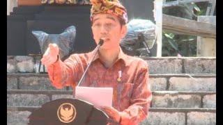 Jokowi Pangkas Prosedur Pencairan Dana Bantuan Lombok dari 17 Jadi 1 Prosedur Saja