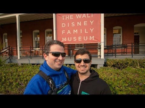 The Walt Disney Family Museum - The Best Museum Ever! ✨