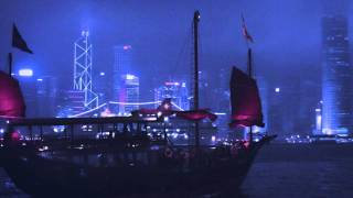 Video : China : Hong Kong 香港 night scenes