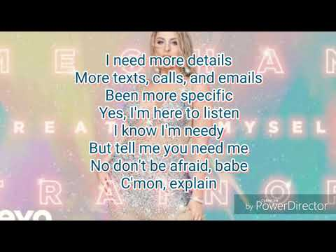Meghan Trainor - All The Ways (Official Lyric video)