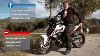 Motosx1000: Test KTM Duke 125