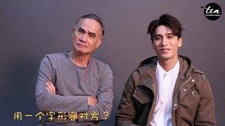 Meet Zhu Hou Ren and his son Joel Choo