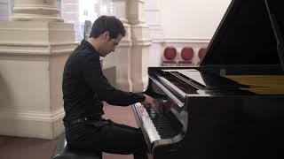 Marco Mantovani – Robert Schumann op21 n°8