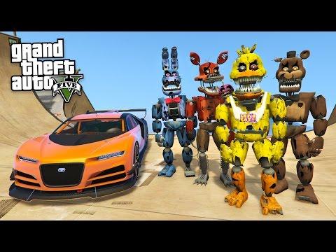 How do I get Fnaf mods in Gta 5? :: Grand Theft Auto V General