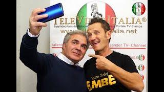 TeleVideoItalia.de ~ Enzo Salvi e Franco Neri. Festhalle Fellbach