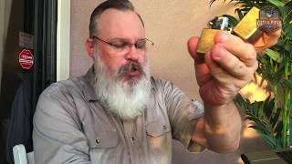 Zippo Maintenance    |     Zippo Pipe Lighter Insert vs. Thunderbird Insert