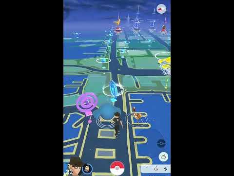 Pokémon Go , A Great location to Catch Rare Regional Pokémon