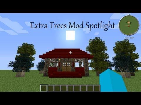Extra Trees Mod Spotlight