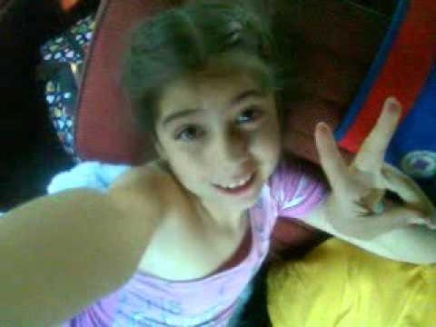 niña loca de 10 años