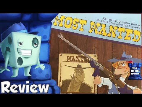 Most Wanted Review - with Tom Vasel