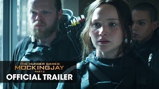 Дженнифер Лоуренс, The Hunger Games: Mockingjay Part 2 Official Trailer (2015)