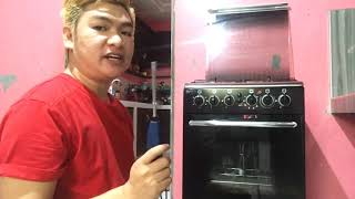 GAS RANGE REVIEW WITH OVEN & HOW TO OPERATE!