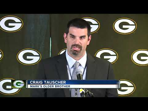 Longwell, Tauscher inducted into Packers HOF