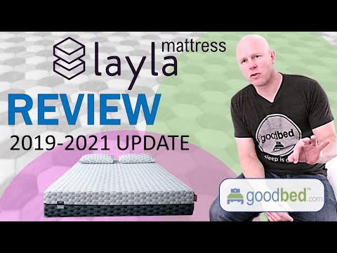 Layla Mattress Review (VIDEO)