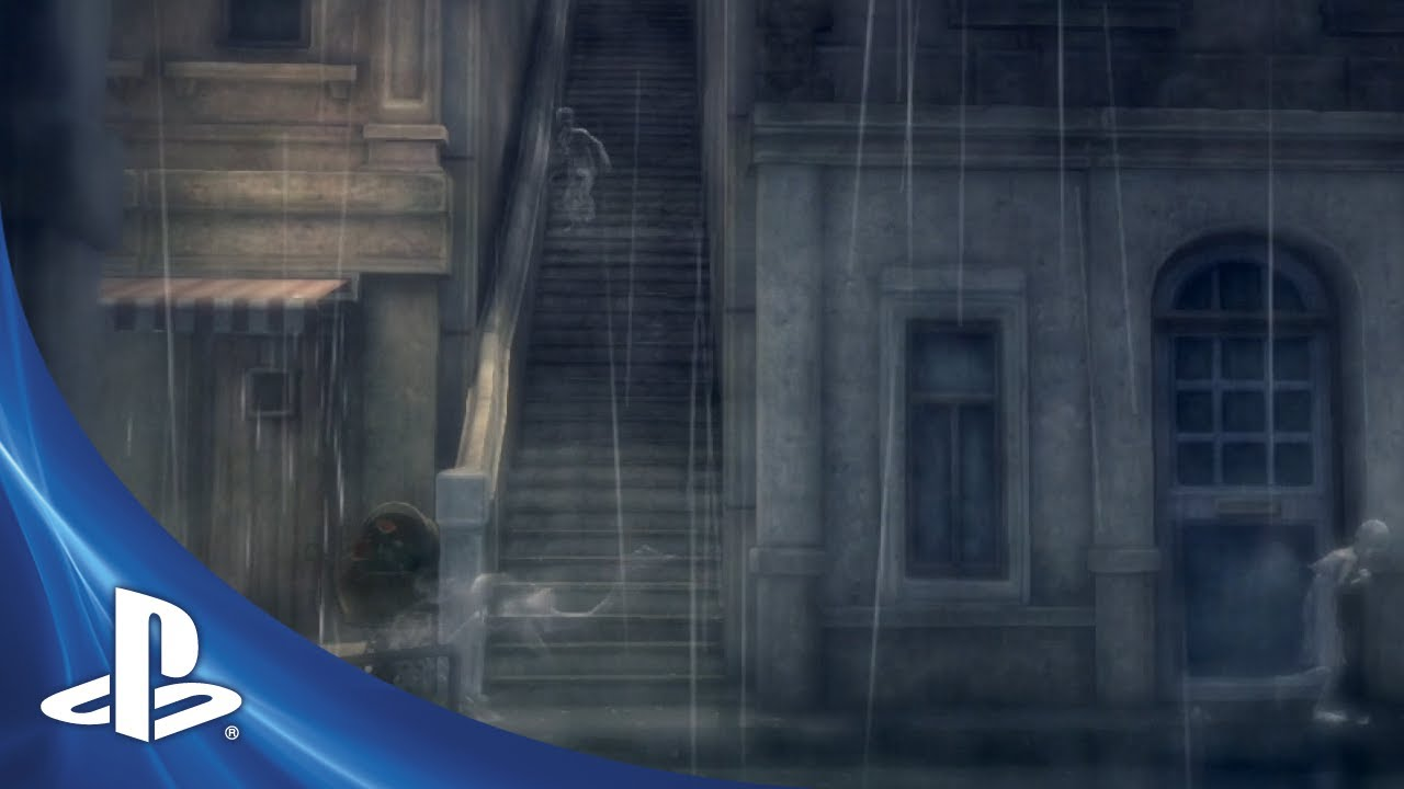 New Gameplay: The Invisible World of rain