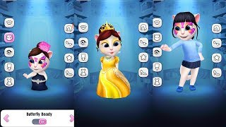 My Talking Angela BABY Vs KID Vs ADULT Size - Gameplay Great Makeover For Children HD