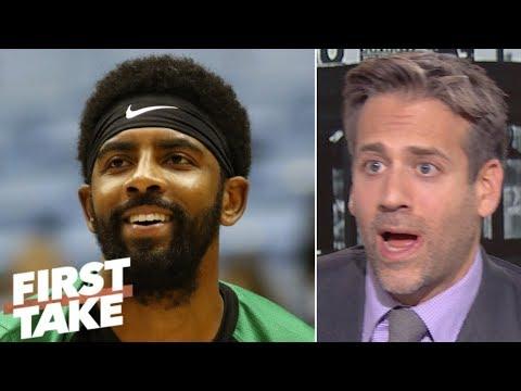 Celtics, Raptors are 'real threats' to Warriors to win NBA championship - Max Kellerman | First Take