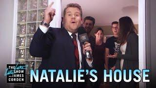 Finding #NataliesHouse