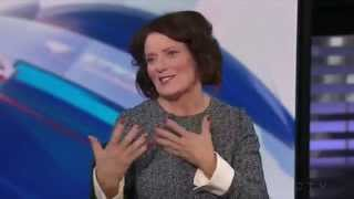 Justin Trudeau's Mother, Margaret, Interviewed on CTV National News