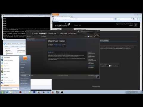 Uploading to Steam (Steamworks Documentation)