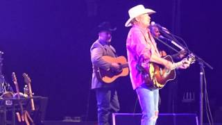 Alan Jackson - Livin' On Love, live at Infinite Energy Center Duluth, Atlanta, 28 January 2017