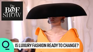 How Covid Is Transforming the $380 Billion Luxury Fashion Industry