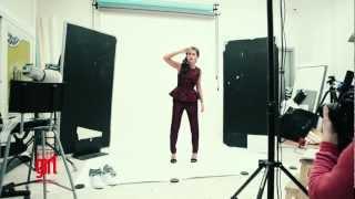 Журнал Элли и Элли Герл)), Как мы снимали звезд для апрельского Elle Girl. Нюша.