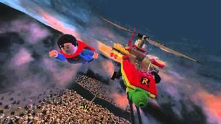Minisatura de vídeo nº 1 de  LEGO Batman 2: DC Superheroes