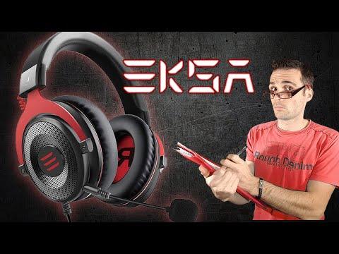 CASQUE GAMER PAS CHER EKSA E900