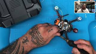 Firmware Downgrade on FrSky SQ130 Racing Drone for Radiomaster Jumper Radios from Cyclone FPV
