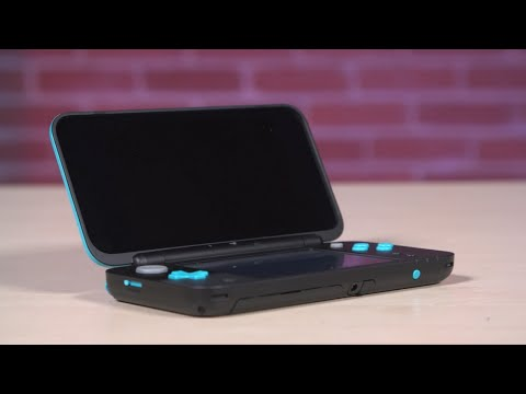 Unboxing the New Nintendo 2DS XL