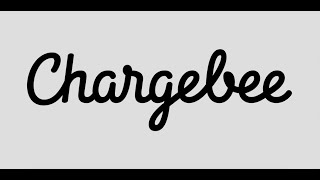 Chargebee video