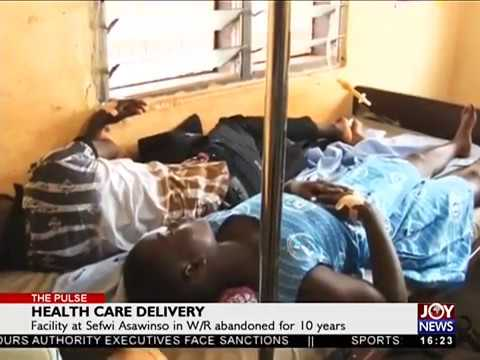 Health Care Delivery - The Pulse on JoyNews (3-7-18)