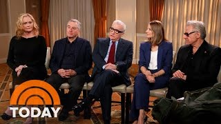 'Taxi Driver' Cast Reunite To Mark 40th Anniversary Of Iconic Film | TODAY