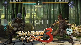 Shadow fight 3 ????| fight game | HD fight game