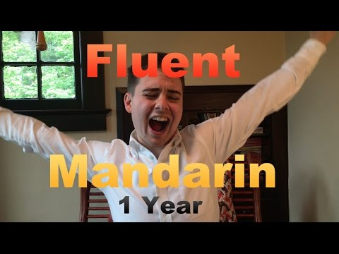 How I Learned Fluent Mandarin in One Year