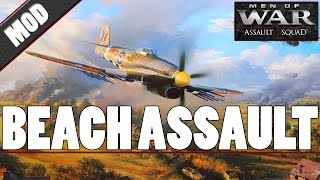 Beach Assault! - Men of War: Assault Squad 2 - Faces of War [MOD]