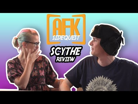 AFK Sidequest: Scythe Review!