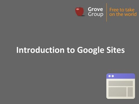 10 things you did not know about Google Sites