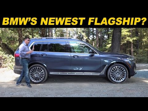 External Review Video SoW-2Od_kms for BMW X7 SUV (G07)