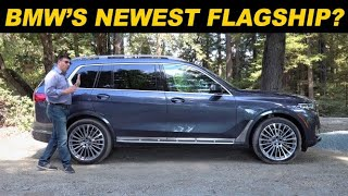 2020 BMW X7 | Not Just A Supersized X5
