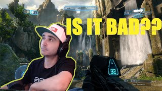Summit1g REACTS To Halo Infinite | Thoughts & First Impressions