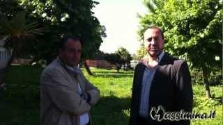 preview picture of video 'Agibilità del giardino Scuola Nando Martellini'