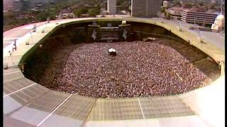 Spandau Ballet at Live Aid, 1985