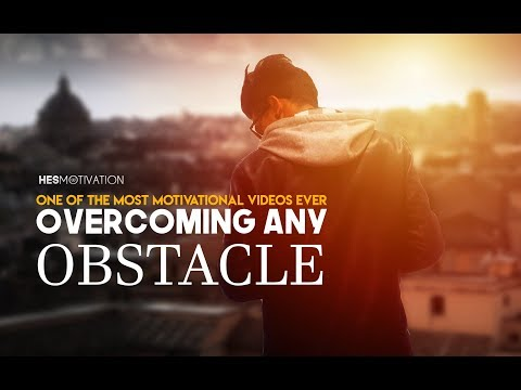 OVERCOMING ANY OBSTACLE - Best Motivational Videos Compilation for Success | 1 HOUR LONG