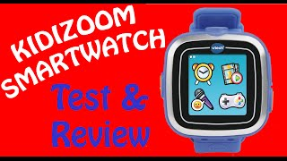 REVIEW TEST KIDIZOOM SMARTWATCH VTECH + GIVEAWAY!
